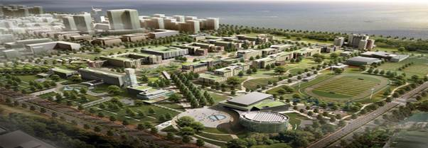 Conheça Songdo, a cidade mais inteligente e sustentável do planeta