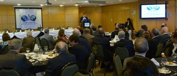 Almoço de Posse da Nova Diretoria da FIABCI-BRASIL e Retrospectiva do Congresso Mundial e da Missão Empresarial